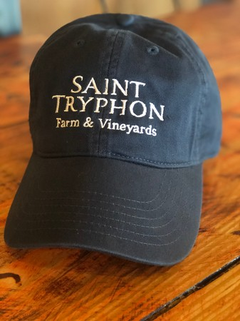 Saint Tryphon Navy Blue Hat