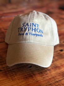 Saint Tryphon Tan Hat